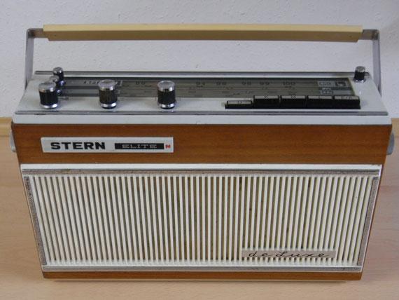 Bild: RFT Stern Elite - N de Luxe,Radio,DDR,RFT,Reparatur,Restauration,Defekt,Überholung,Ersatzteile,instandsetzen,reparieren,überholen,aufarbeiten,kaputt