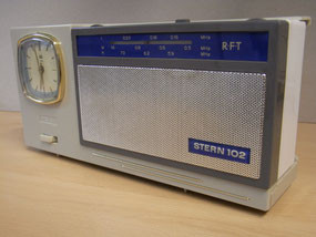 Bild: RFT Stern T102,Zusatzgerät TZ10
