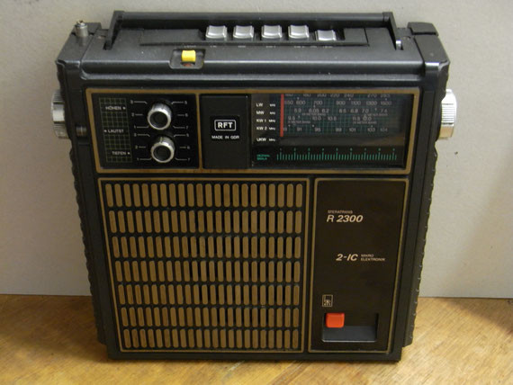 Bild: RFT Steratrans R 2300,Radio,DDR,RFT,Reparatur,Restauration,Defekt,Überholung,Ersatzteile,instandsetzen,reparieren,überholen,aufarbeiten,kaputt