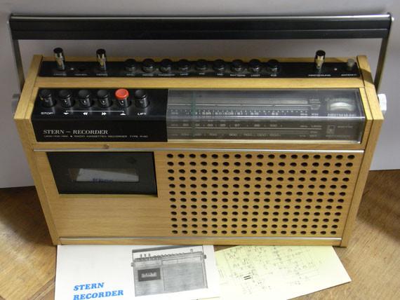Bild: RFT Stern Recorder R 160-10,Kassettenrekorder,Kassettenrecorder,Radio,DDR,RFT,Reparatur,Restauration,Defekt,Überholung,Ersatzteile,instandsetzen,reparieren,überholen,aufarbeiten,kaputt