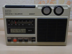 RFT Radio - Clock RC 2001