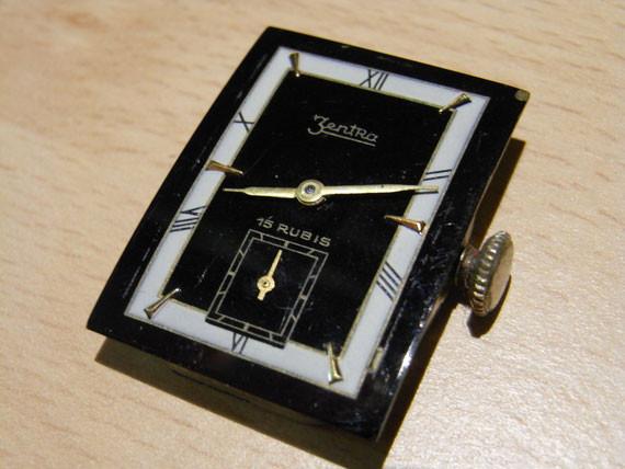 Bild: Zentra Armbanduhr (PUW - 501)