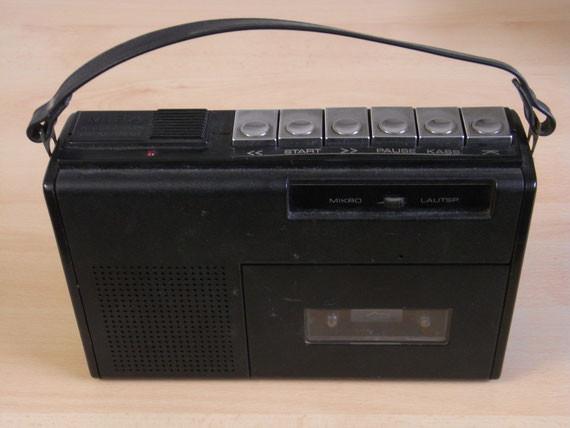 Bild: RFT mira MR 76,Kassettenrekorder,Kassettenrecorder,Radio,DDR,RFT,Reparatur,Restauration,Defekt,Überholung,Ersatzteile,instandsetzen,reparieren,überholen,aufarbeiten,kaputt
