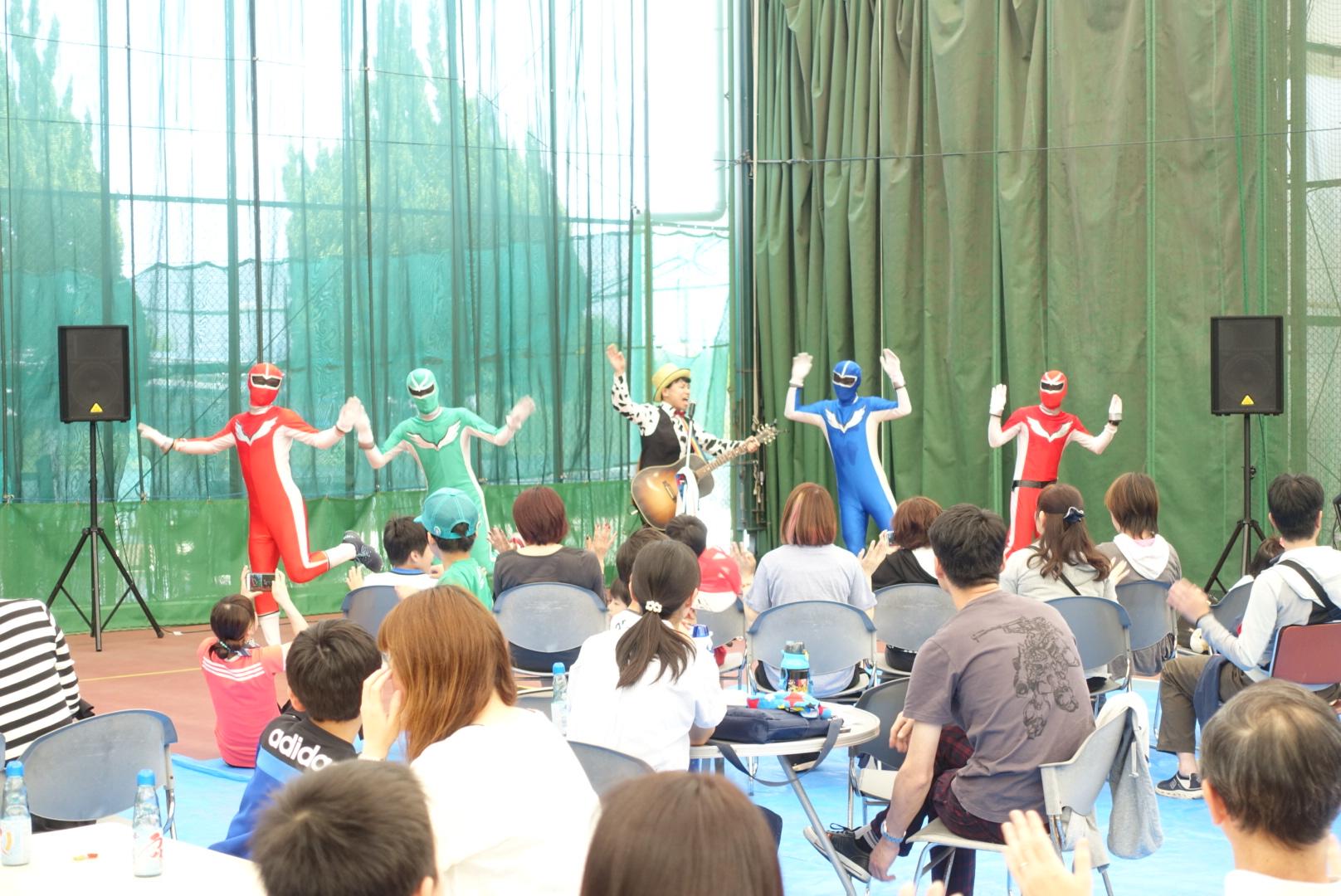 テニスクラブ イベント