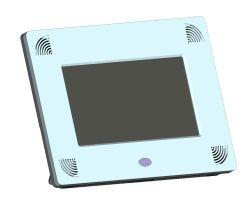 電子POPモニター(GP7-WH)