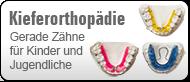 Gerade Zähne für Kids und Jugendliche (© 21051968 - Fotolia.com)Dr. Udo Goedecke. Zahnarzt in Osnabrück