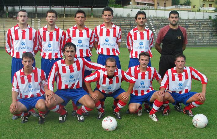 Llodio-Salleko 2003-04