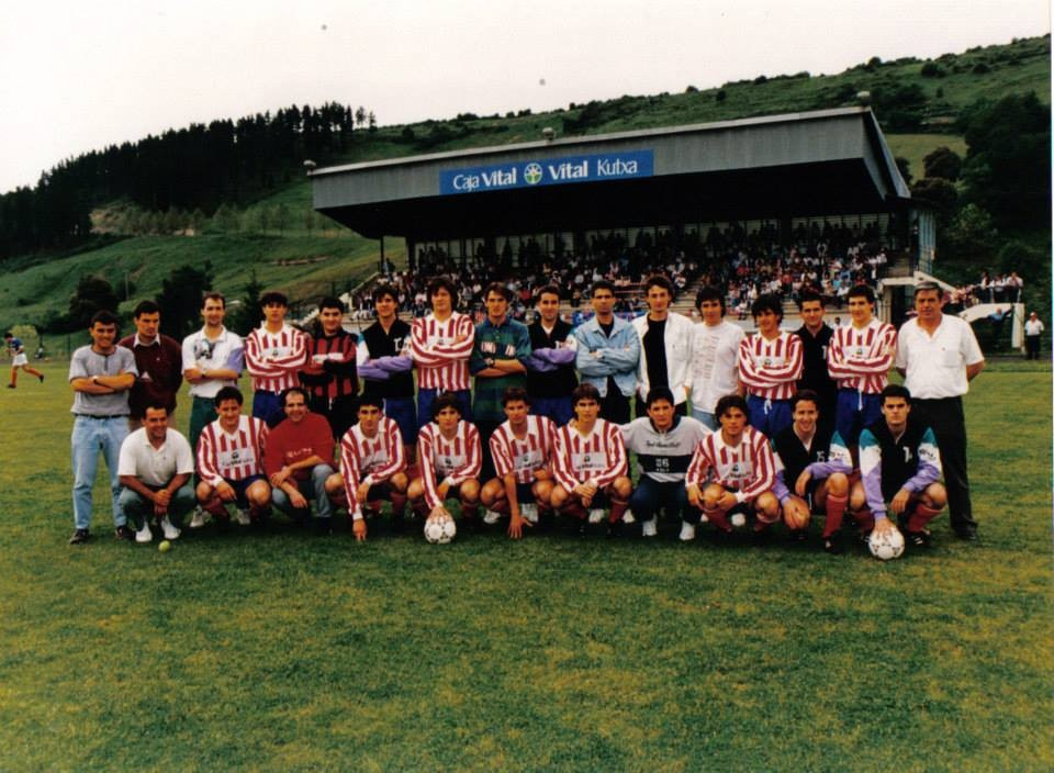 Llodio 1992-93
