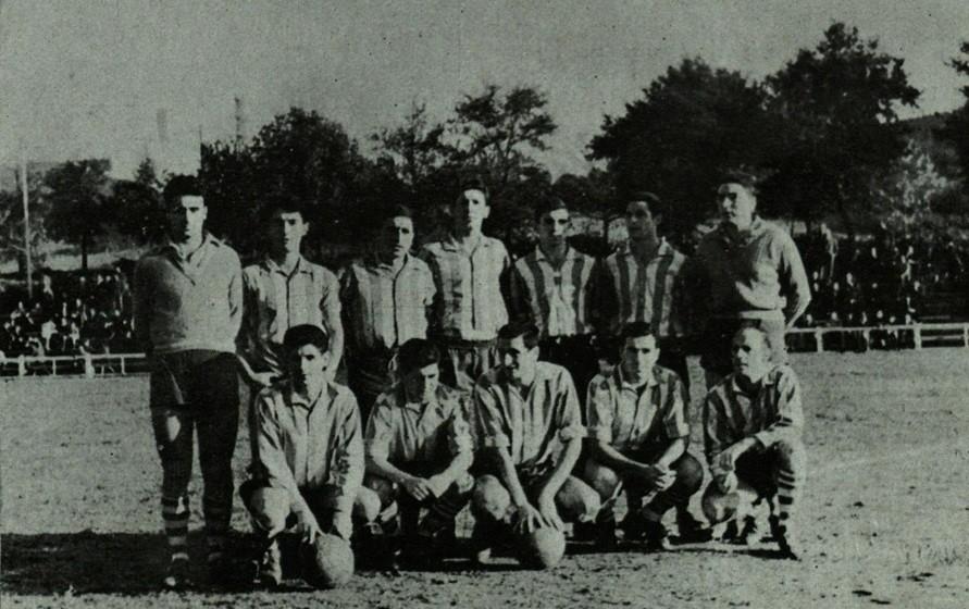 Villosa 1961-62