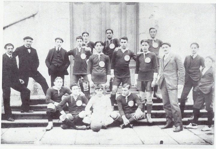 Llodio Club 1915