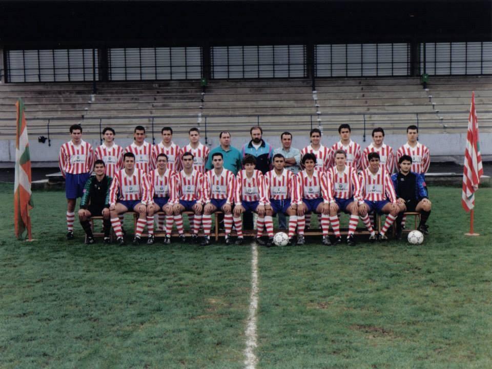 Llodio 1994-95