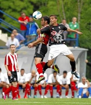El partido fue muy competido. Foto: Avelino Gómez.