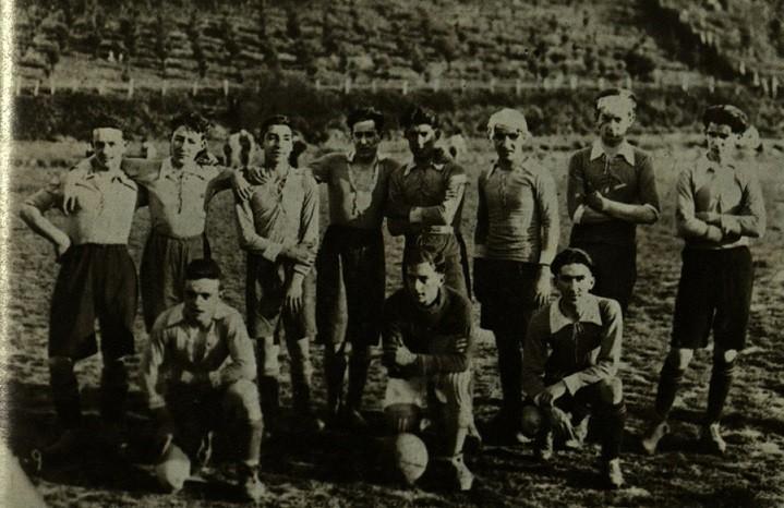 Llodio 1932-33