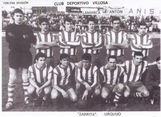 Villosa 1968-69