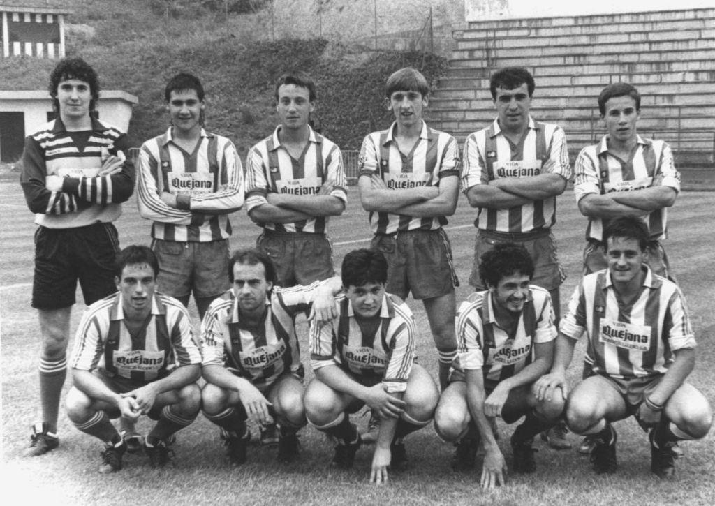 Llodio 1986-87
