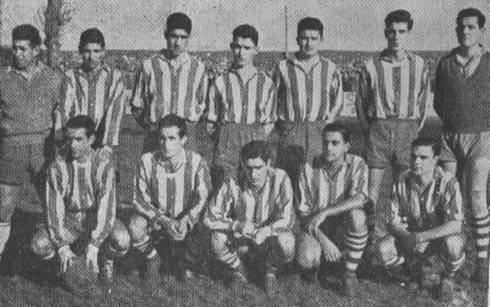 Villosa 1957-58