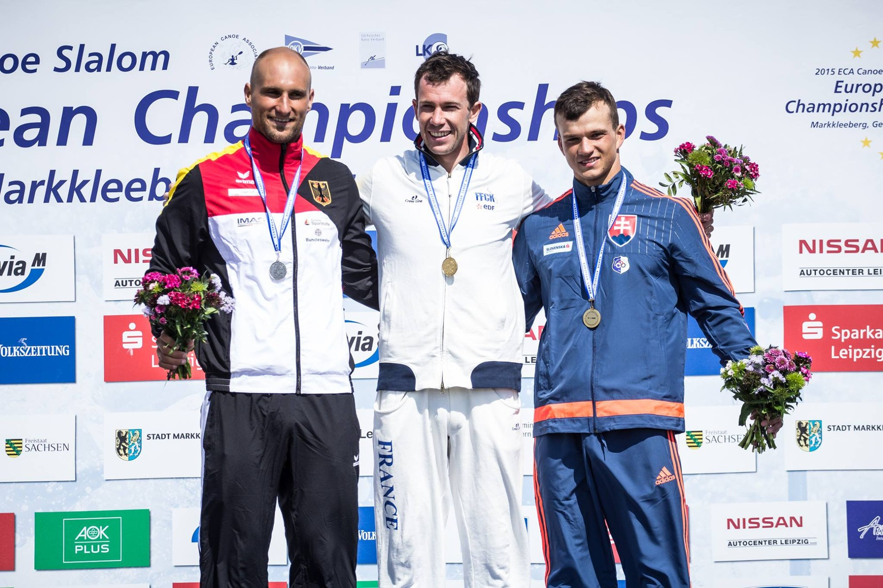 Vize-Europameister 2015