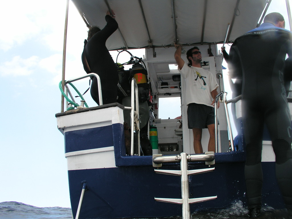 Das Tauchboot des Poseidon Memrod Clubs