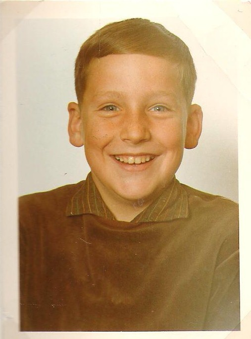 Portrait in jungen Jahren