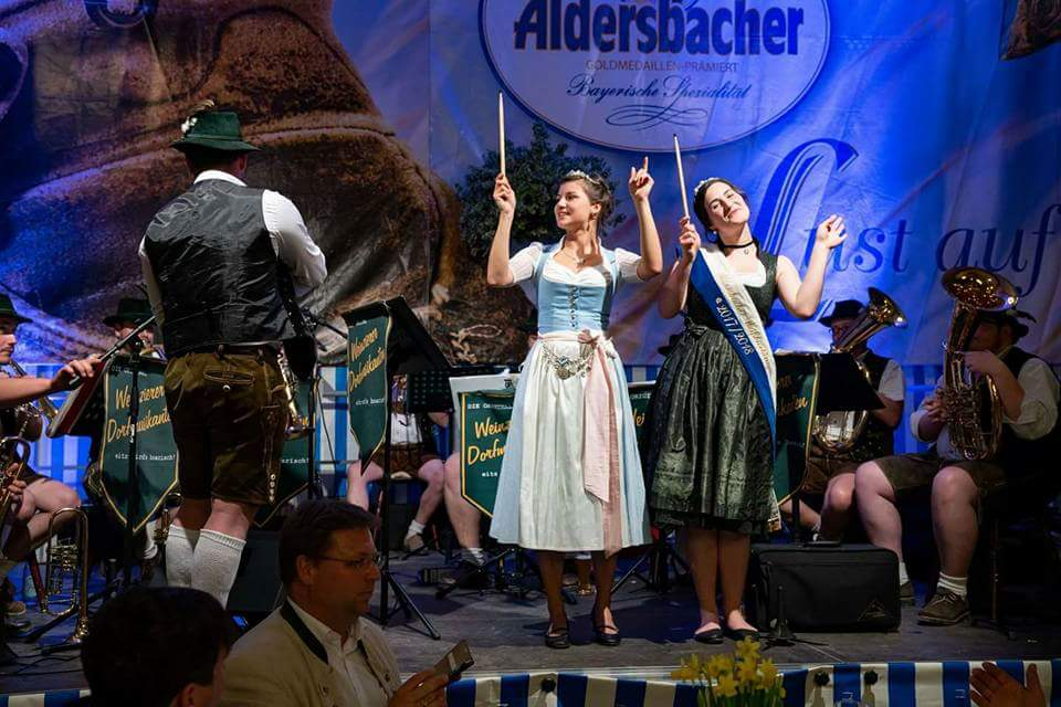 750 Jahre Brauerei Aldersbach am 23.04.18