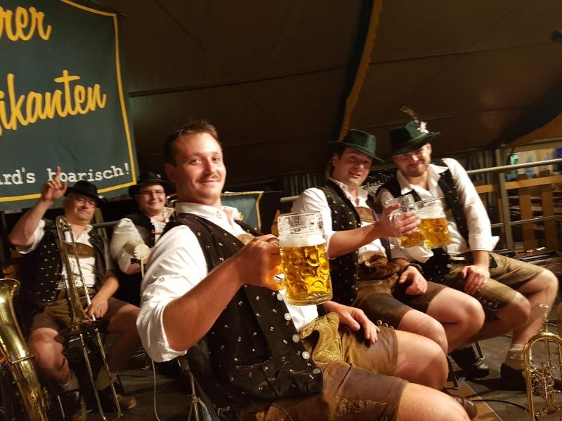 Volksfest Gergweis 2018
