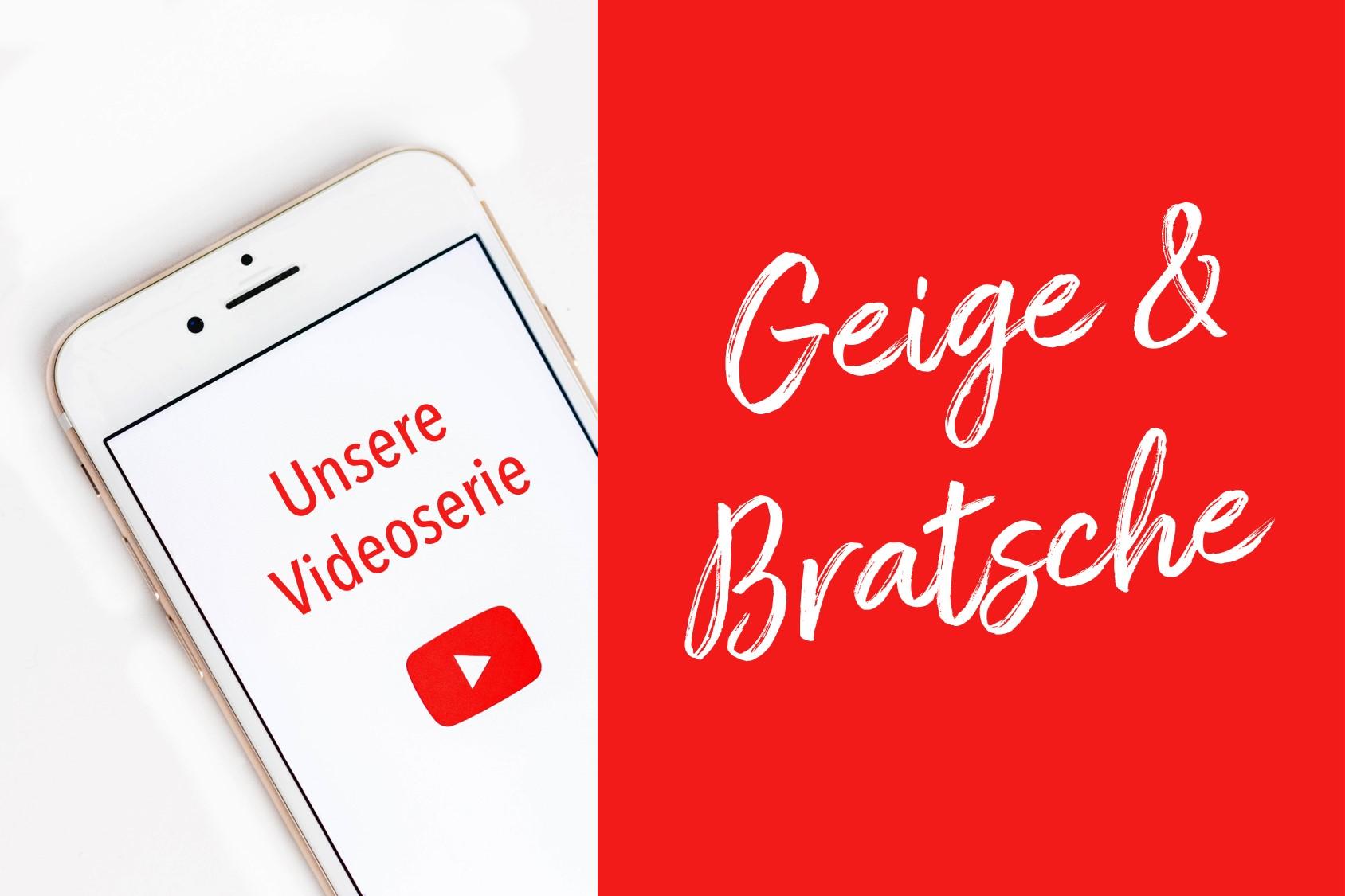Videoserie: Wirksame Übungen für Geige und Bratsche