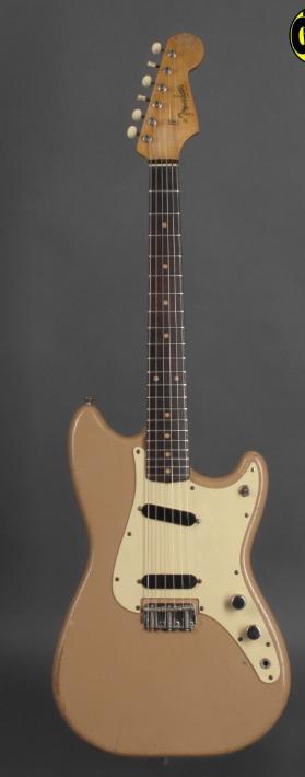 1960 Duo-Sonic (Foto: Guitarpoint)
