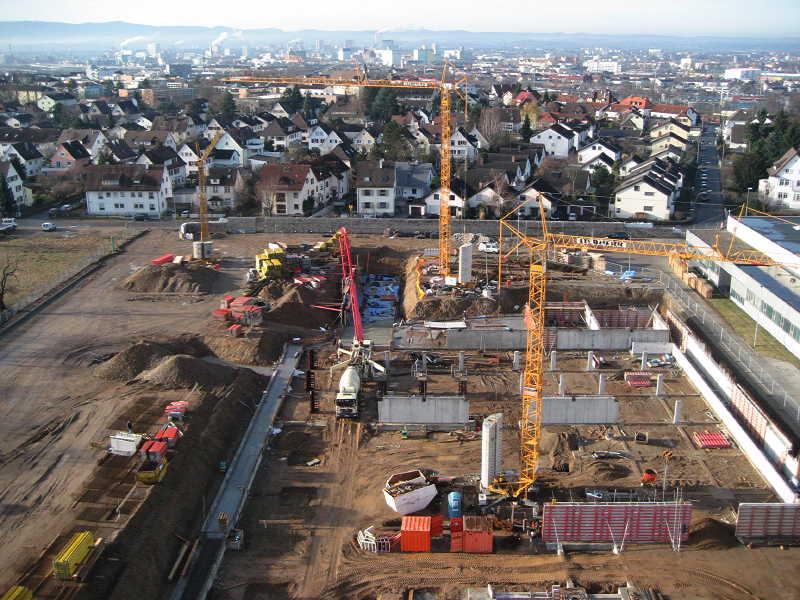 Neubau VSL Factory