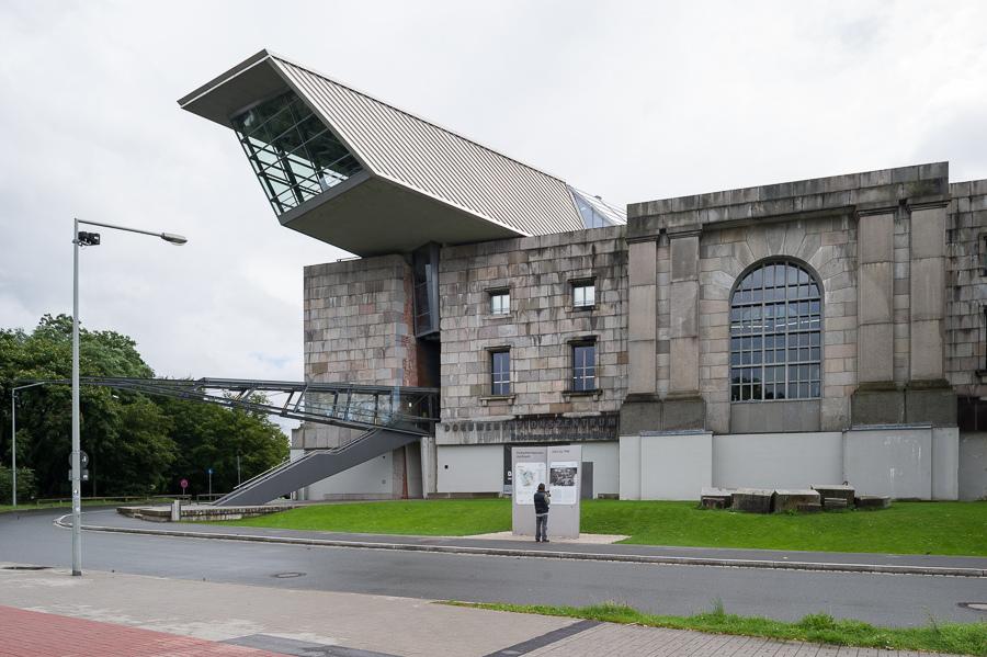 Aufmaß Dokuzentrum Nürnberg