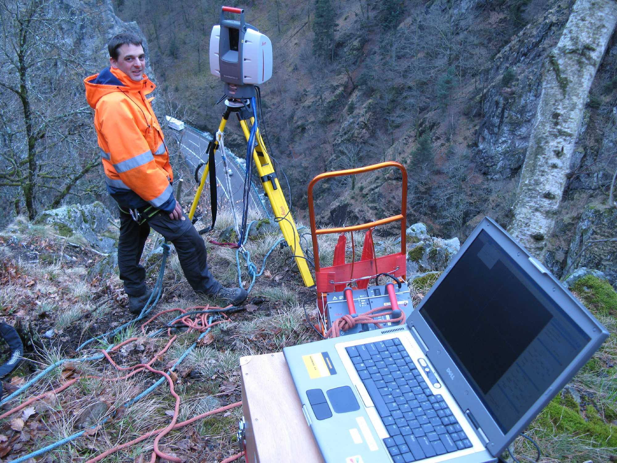 3D Laserscanning beim Hirschsprung (B31)