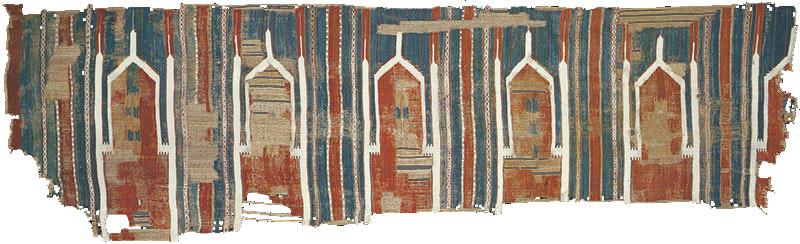 Saf Kelim, Westanatolien, 0,79 x 2,60 cm