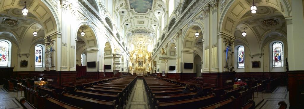 Innenraum Notre Dame de Quebec ©Ben Simonsen