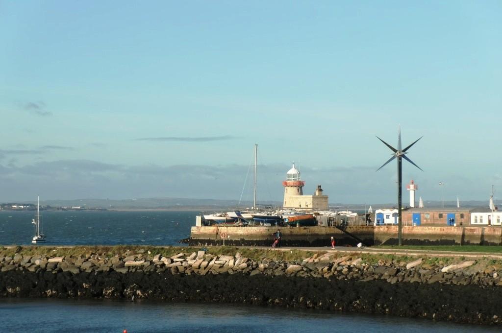 Der Hafen von Howth
