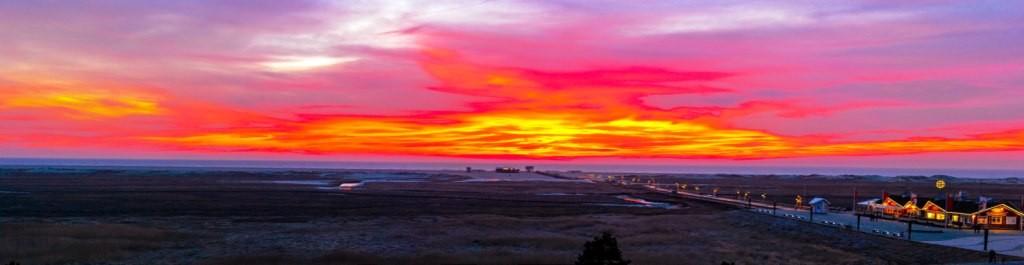 Sonnenuntergang Sankt Peter-Ording © Ben Simonsen