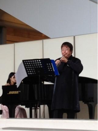 2012年11月10日& 17日 広島県立美術館 ロビーコンサート