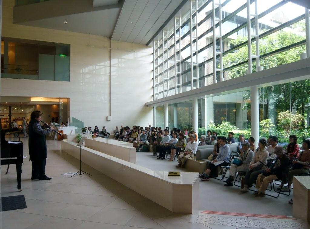 広島県立美術館ロビーコンサート