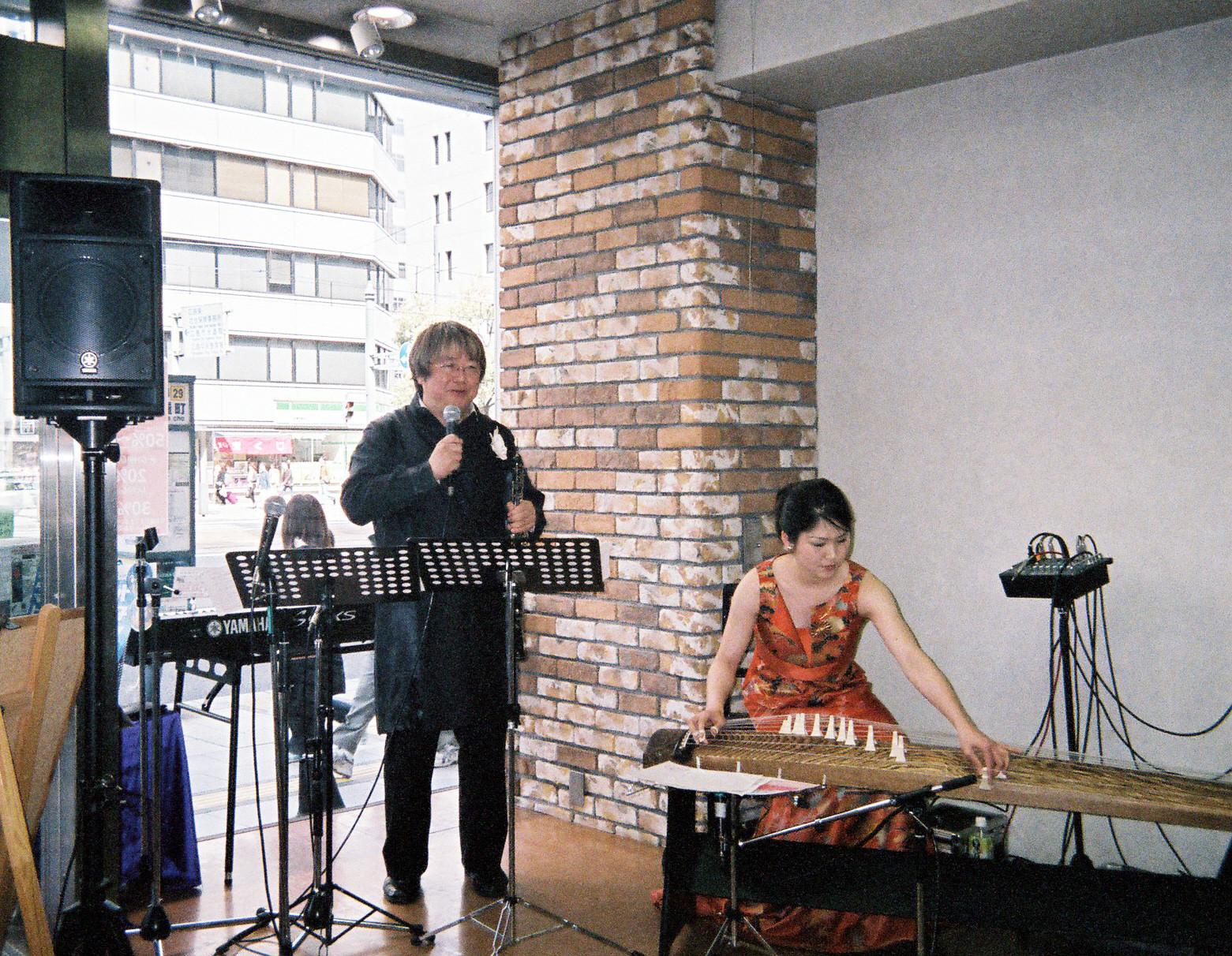日本音楽家ユニオン主催3、19ミュージックの日コンサート