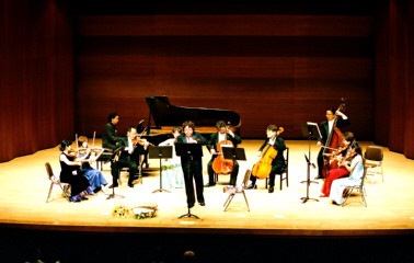 第7回 アイヒナー作曲 オーボエ協奏曲 出田敬三作曲 「中国地方の子守唄」ファンタジー                平和への祈り