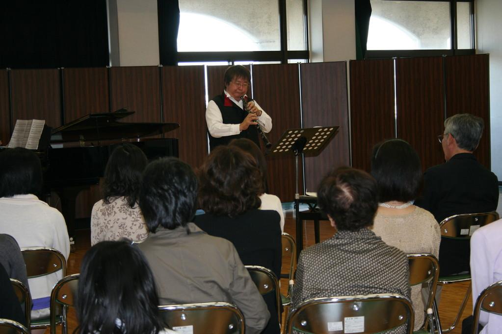 北九州市 東筑紫学園高等部 PTA文化委員会主催コンサート