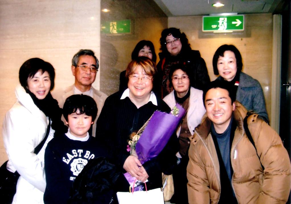 熊本からもわざわざ・・・感謝です!