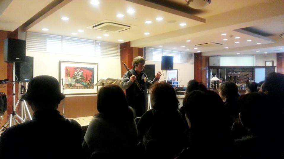2013年1月27日 新春コンサート ヒューモホール
