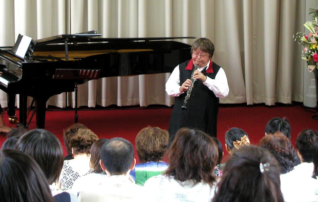 2010年8月7日 日本障害者ピアノ指導者研究会 特別講演