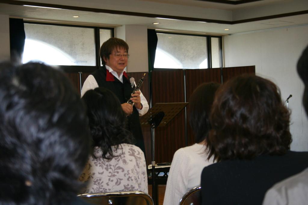 2009年10月10日 北九州市 東筑紫学園高校PTA文化委員会主催コンサート