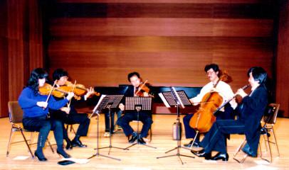 第1回 W.A.モーツァルト作曲 五重奏曲ハ短調 KV.406