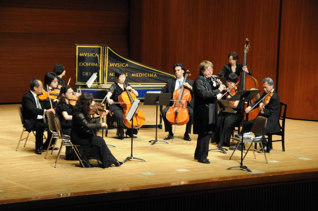 2012年1月29日広島市中区 広島県民文化センターホールでリサイタルをしました