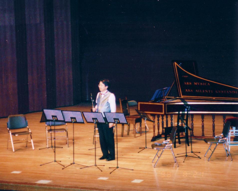 第4回 出田敬三作曲 オーボエ・ソロのための「竹林を渡る風