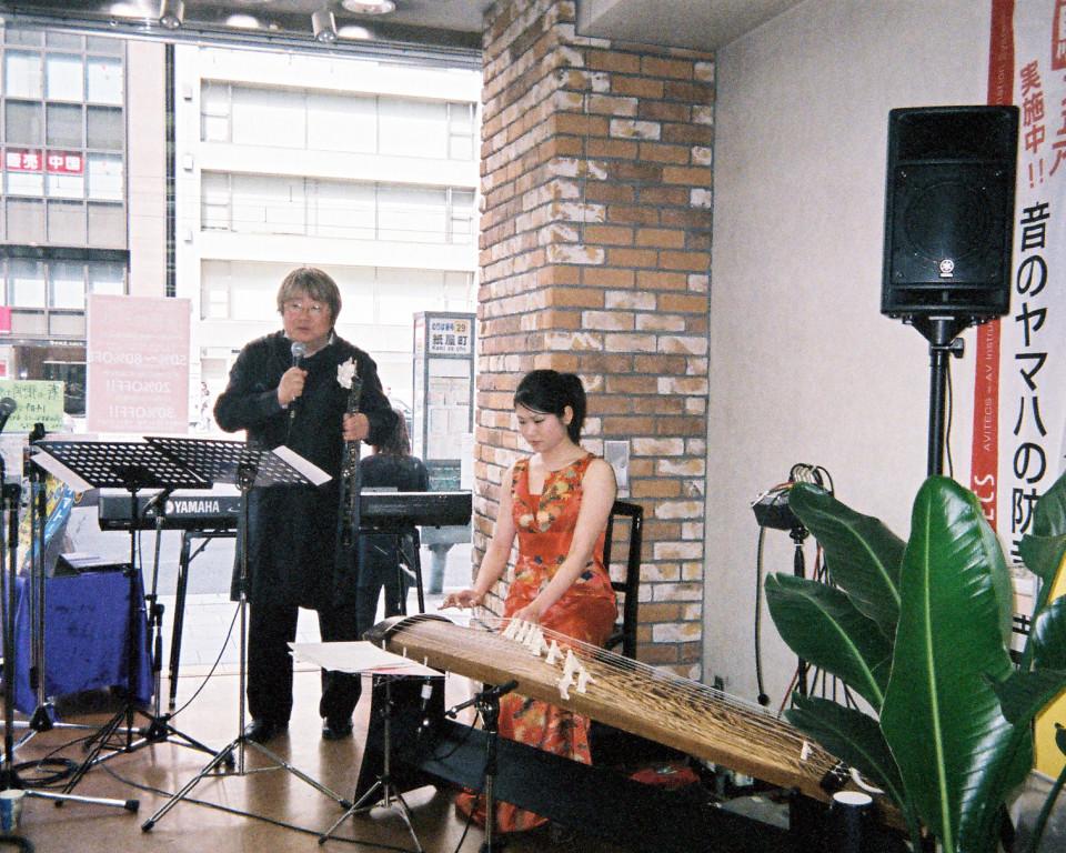 2010年3月22日 日本音楽家ユニオン3,19(ミュージックの日)コンサート