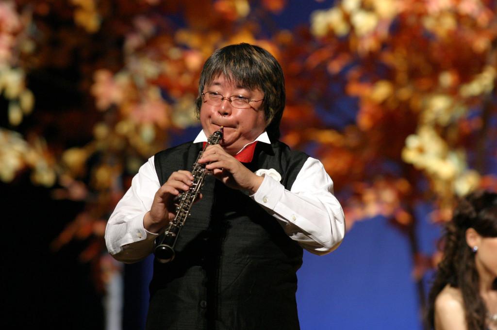 熊本県立劇場でのKENGEKI@LIVE Spezial コンサート 2007年11月3日
