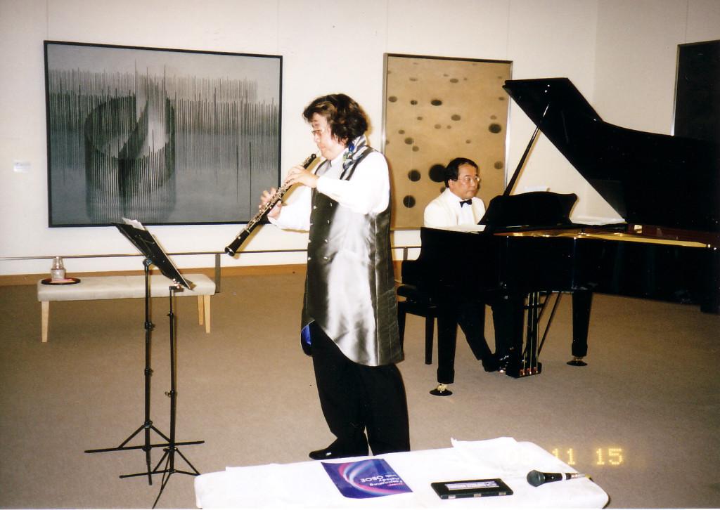 2003年11月15日 大分県立美術館コンサート