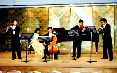 第2回 テレマン作曲 フルート、オーボエ、ヴァイオリンとバッソコンティヌオのための協奏曲イ短調
